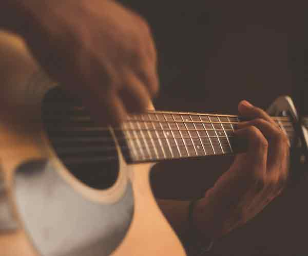 Запись музыкальных инструментов